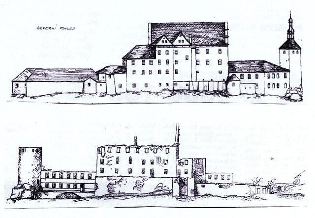 Hartenberk (Hřebeny)